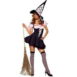 Wica Witch Costume